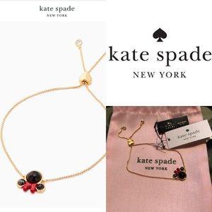 Kate Spade Minnie Mouse Slider Bracelet